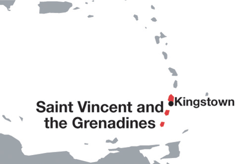 history of guiding saint vincent