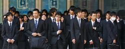 Out Of The Doldrums: Japan's Workers Get A Raise