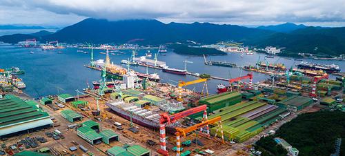 samsung heavy shipbuilding