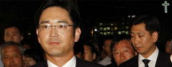 Samsung's Heir Apparent Faces Heated Challenges