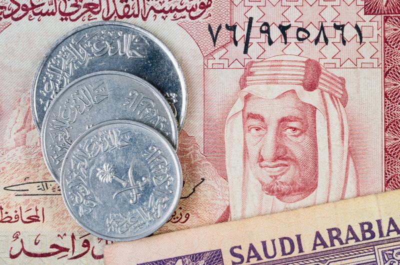 saudi money