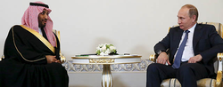 """Saudi Prince, """"Minister of Everything,"""" Wields Power Behind Throne"""