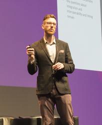 Simon Taylor blockchain