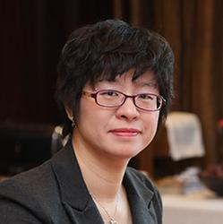 Kelly Yuan Liu, vice president, DBS