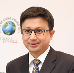 Tao Wang, vice president of the financial department at Harbin Bank, honored as the Best City Commercial Bank