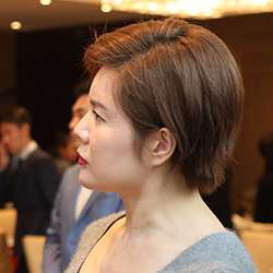 Cecile Zhang, international communication director, Neo Capital