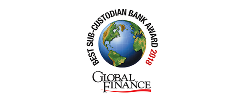 Featured image for Global Finance Names The World's Best Sub-custodian Banks 2018