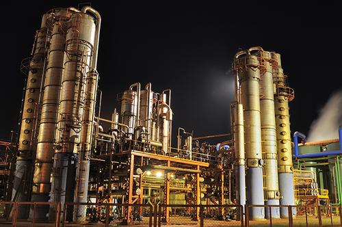 bio ethanol distillation