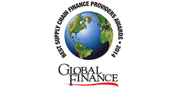 BEST SUPPLY CHAIN FINANCE PROVIDERS 2014