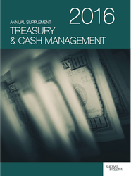 Treasury & Cash Management Supplement 2016