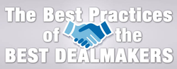 The Best Practices Of The Best Dealmakers