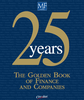 The Golden Book of Finance and Companies   25th Anniversary