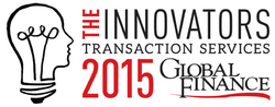Global Finance Names The Innovators 2015 - Transaction Services