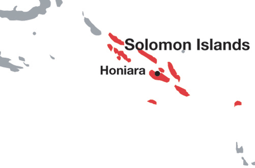Solomon Islands Growth Rate
