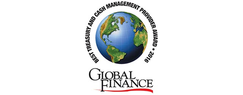 Featured image for Global Finance Names The World's Best Treasury & Cash Management Providers 2016
