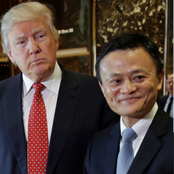 Jack Ma Pledges US Jobs. Sort Of