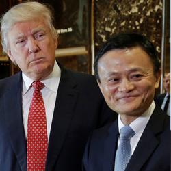 Jack Ma Pledges US Jobs. Sort Of
