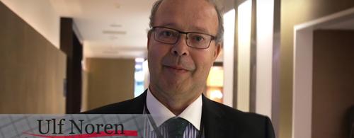 Ulf Noren, Global Head, Cash and Sub Custody Sales for SEB