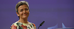 EU's Vestager Gains Greater Power Over Tech