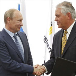 Tillerson's Test: To Manage Relations With Kremlin