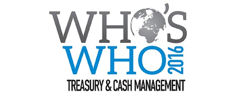 Featured image for Call For Nominations: Who's Who In Treasury & Cash Management 2016