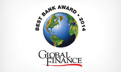 Featured image for World's Best Bank Awards 2014