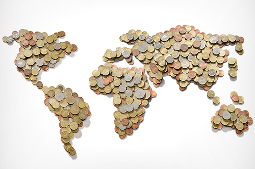 The Worlds Richest And Poorest Countries Of Global Finance - Five poorest countries