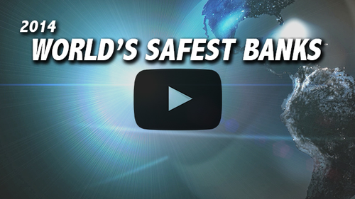 Featured image for Webinar: 2014 World's Safest Banks Rankings Announcement