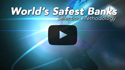 World's Safest Banks: Selection Methodology