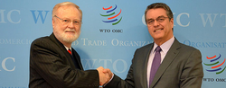 Trade Pact Sails Forward