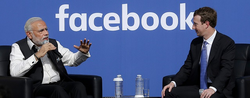 Facebook Opts To Play Second Fiddle In India