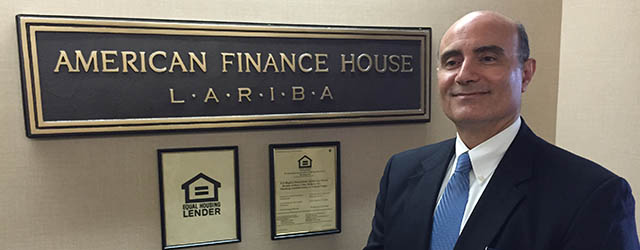 Mike Maguid Abdelaaty, president, American Finance House Lariba, Whittier, California