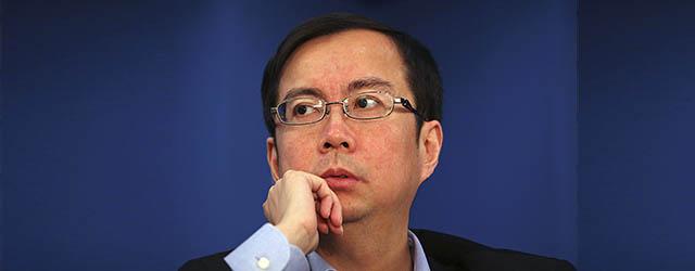 Alibaba CEO Daniel Zhang