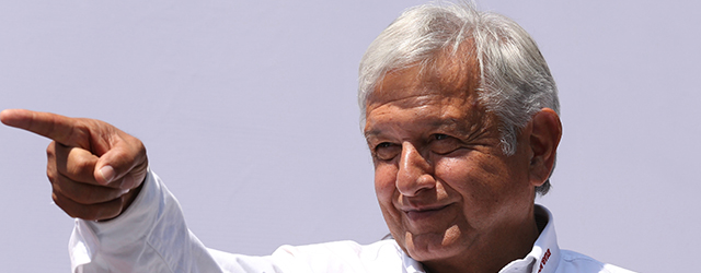 Mexico Turns A Corner: Andrés Manuel López Obrador's Presidency Begins