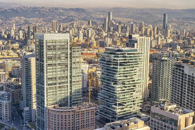 Beirut Lebanon 640
