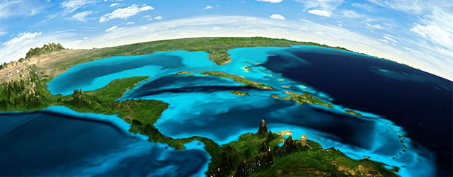 developed countries in the caribbean
