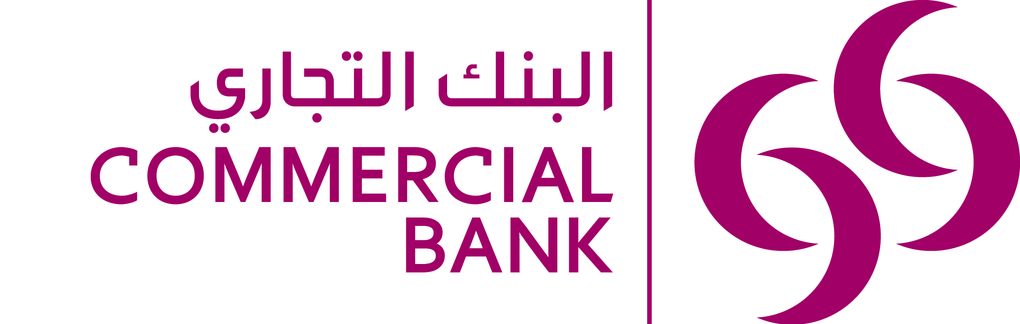 Commercial Bank of Qatar logo