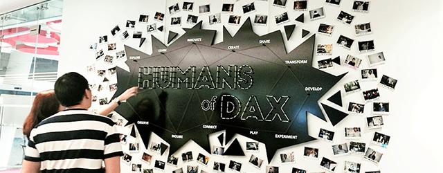 DBS's DAX
