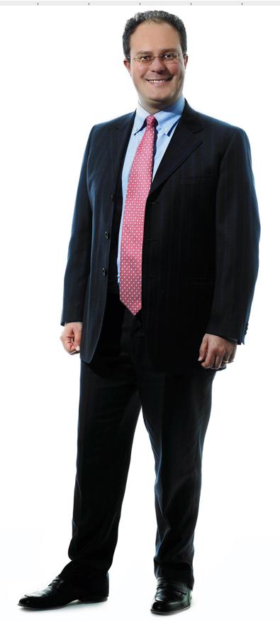 Pier Francesco Facchini, CFO of Prysmian
