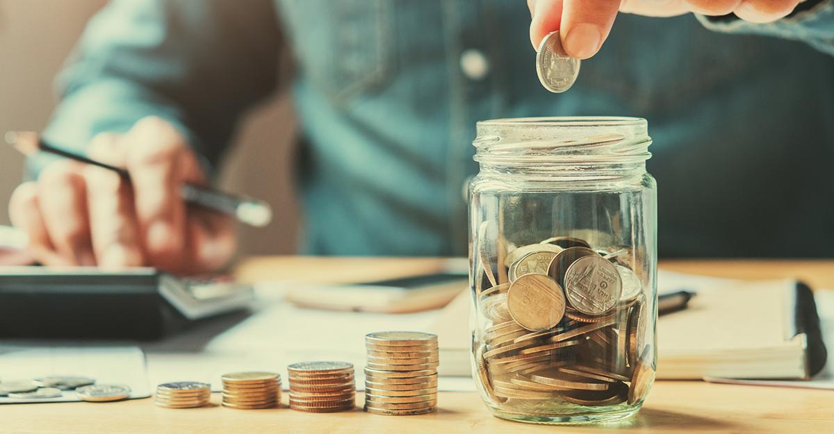 Household Saving Rates 2021
