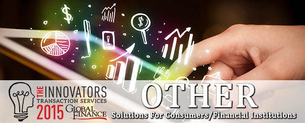 the innovators 2015 - solutions for consumers/financial institutions