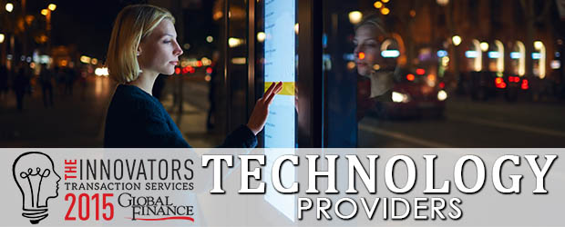 the innovators 2015 - technology providers