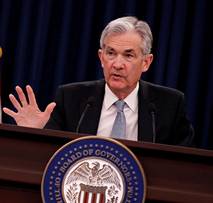 Jerome Powell crop