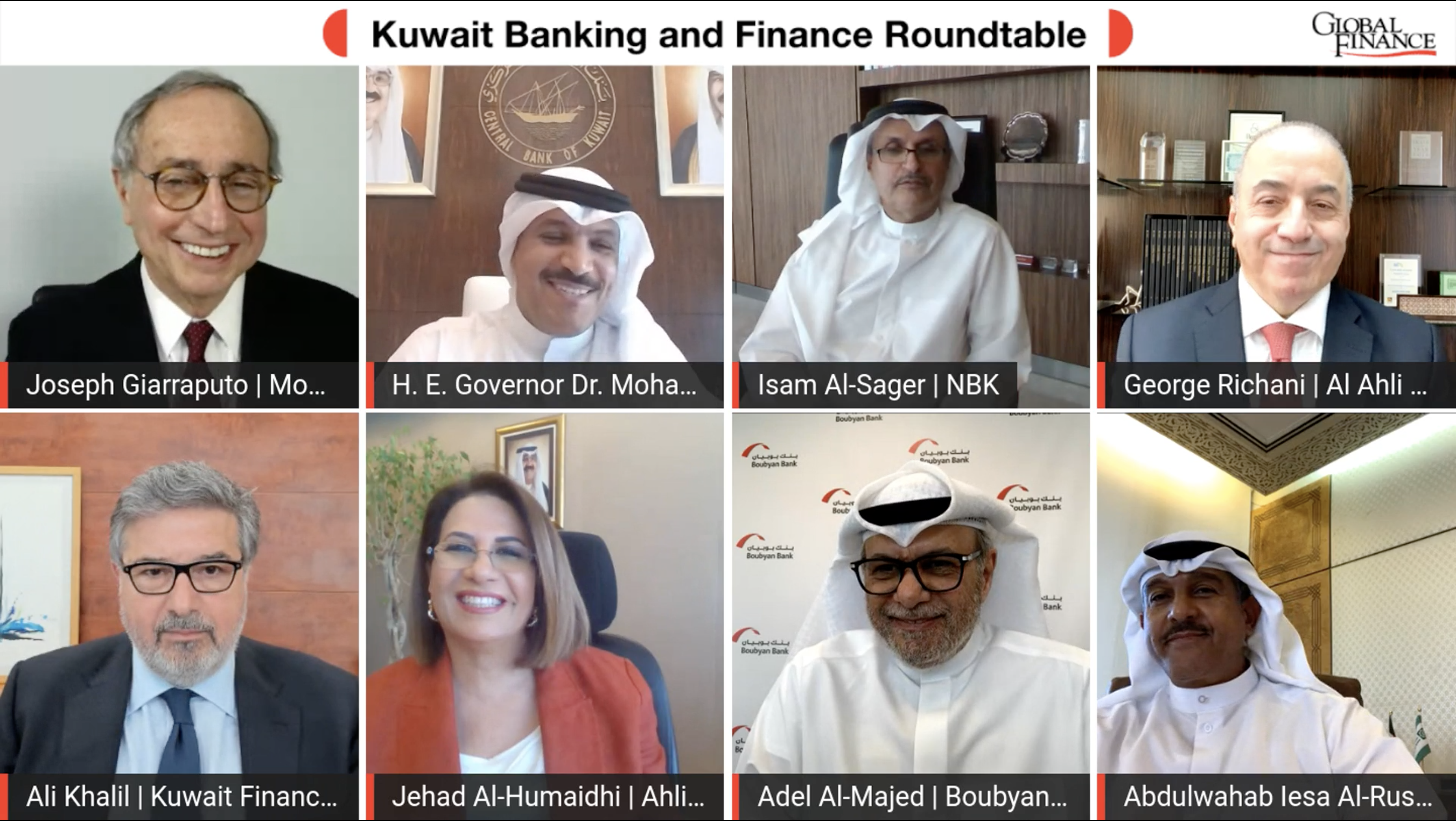 Kuwait Roundtable: Looking to Recovery