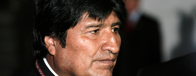 With Morales Out, What's Next For Bolivia?