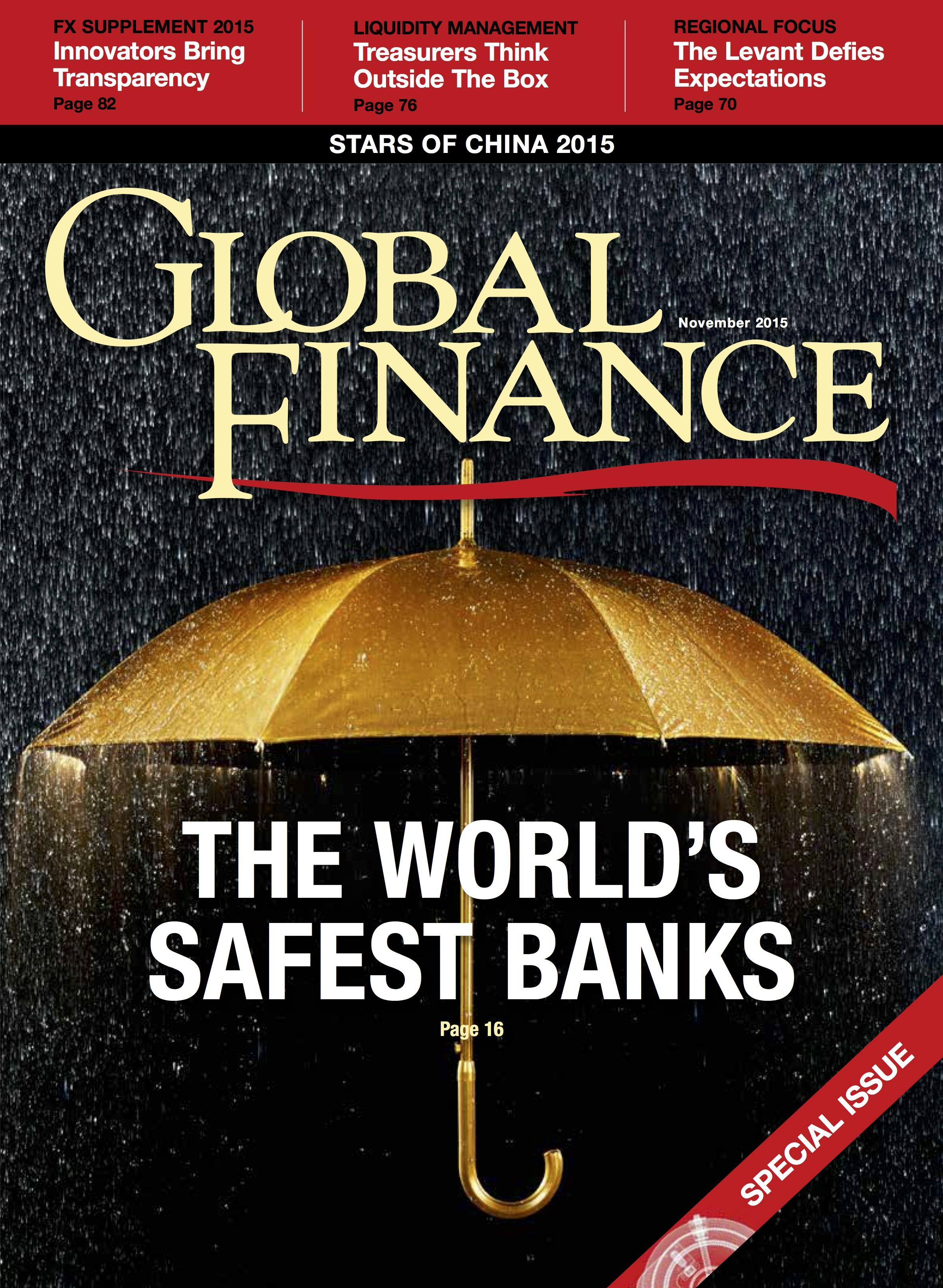 GFMag November Cover