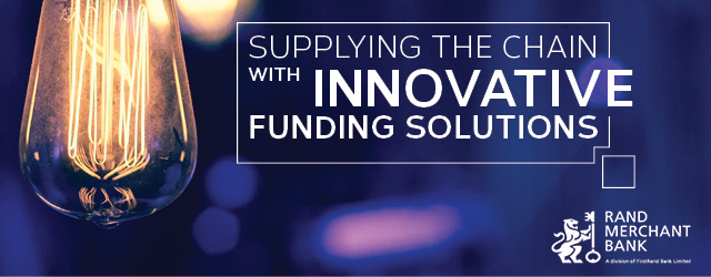 Supplying The Chain With Innovative Funding Solutions