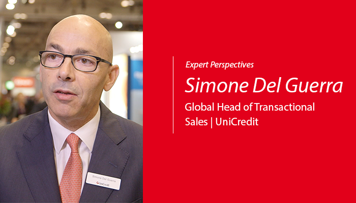 UniCredit at Sibos 2017 on Correspondent Banking, Swift GPI, Instant Payments and the Future of People in Banking