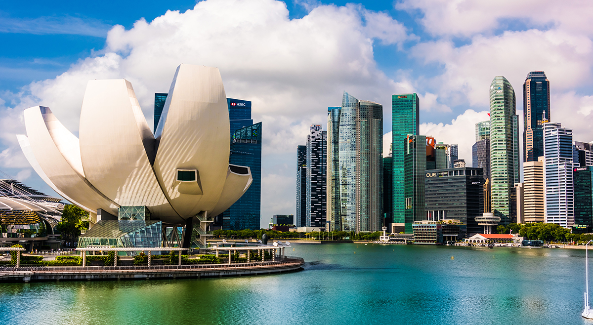 Smallest And Richest Country In The World