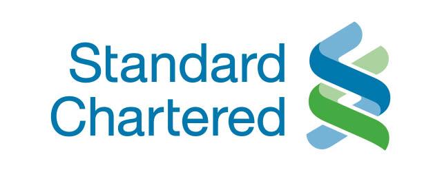 standard chartered logo new
